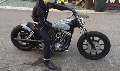 【バイク】アメリカンな南京錠、MasterLock – OLD ENGLISH PADLOC