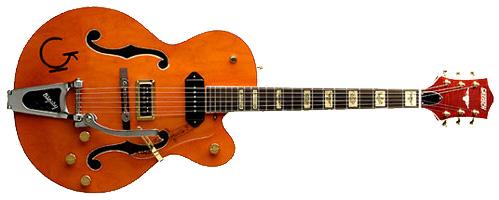 Gretsch 6120 グレッチギター