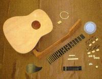 手作りギターキット アコースティック・フォークギターキット