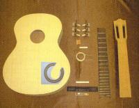 手作りギターキット クラシックギター